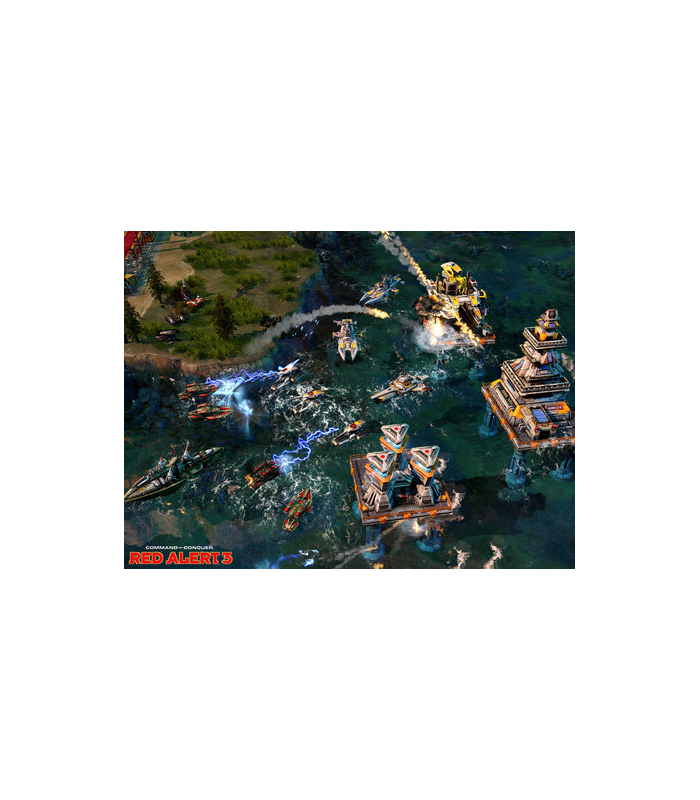 Command And Conquer Red Alert 3 - 7