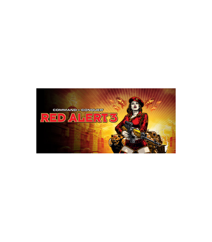 Command And Conquer Red Alert 3 - 8