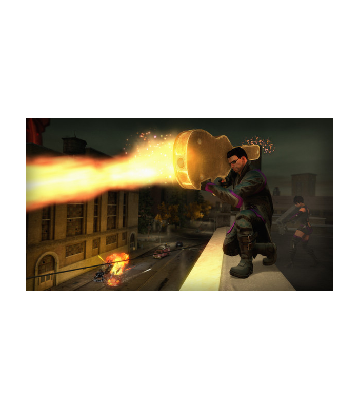Saints Row IV: Game of the Century Edition  - 5