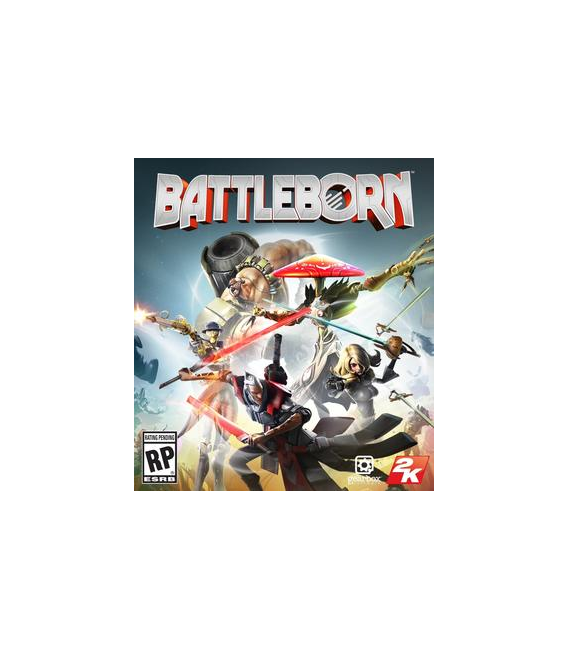 Battleborn Digital Deluxe