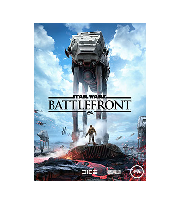 اکانت STAR WARS BATTLEFRONT