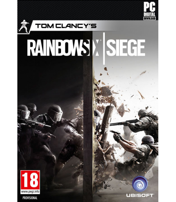اکانت Rainbow Six Siege