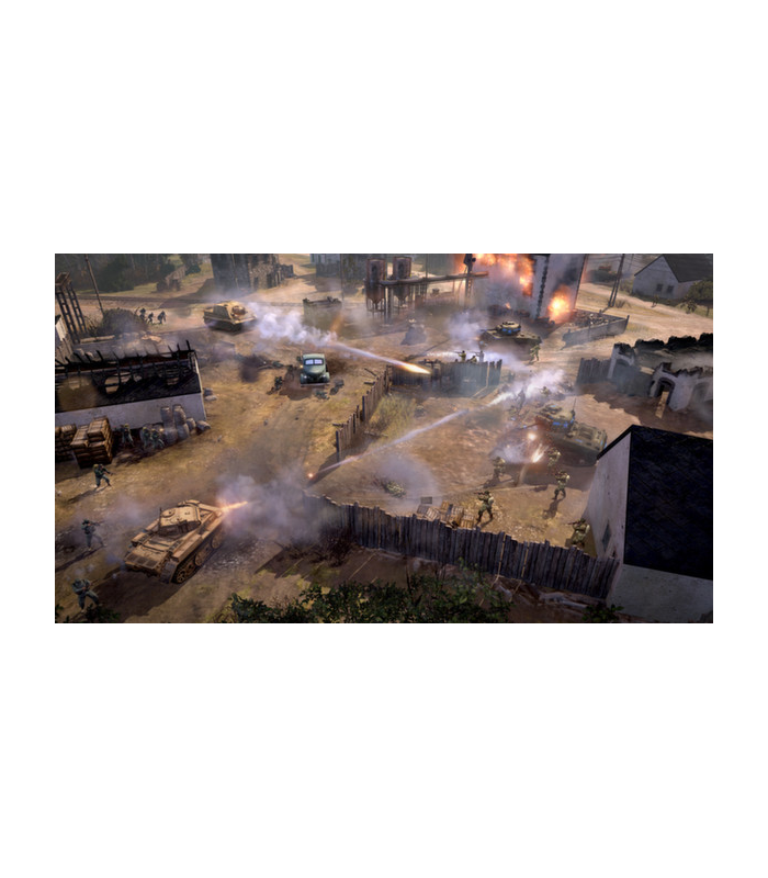 Company of Heroes 2 - The Western Front Armies - 1