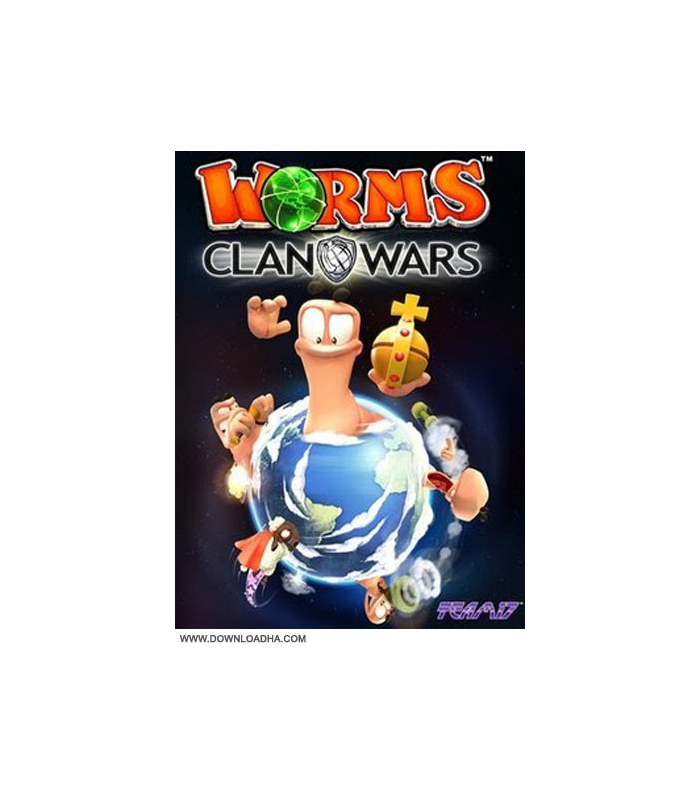 Worms Clan Wars - 1