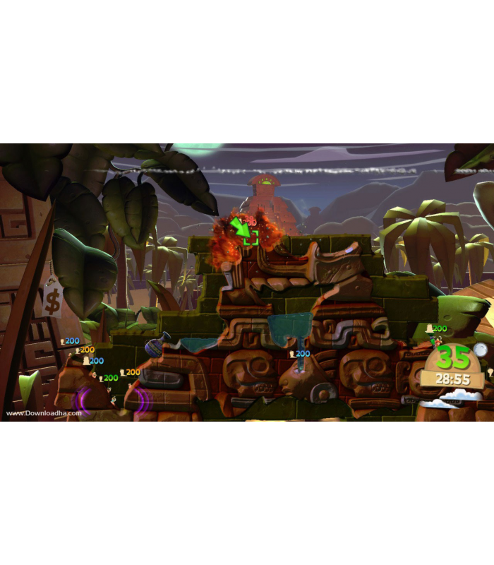 Worms Clan Wars - 3