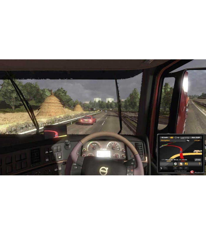 Euro Truck Simulator 2 - 1