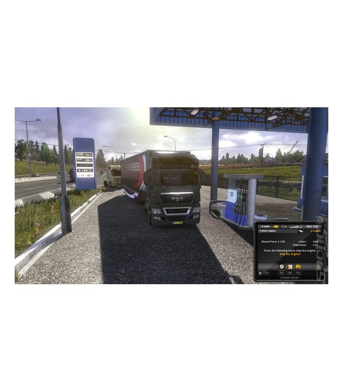 Euro Truck Simulator 2 - 2