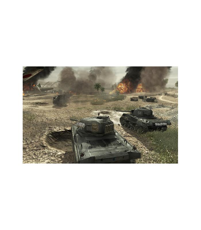 Call of Duty: World at War  - 2