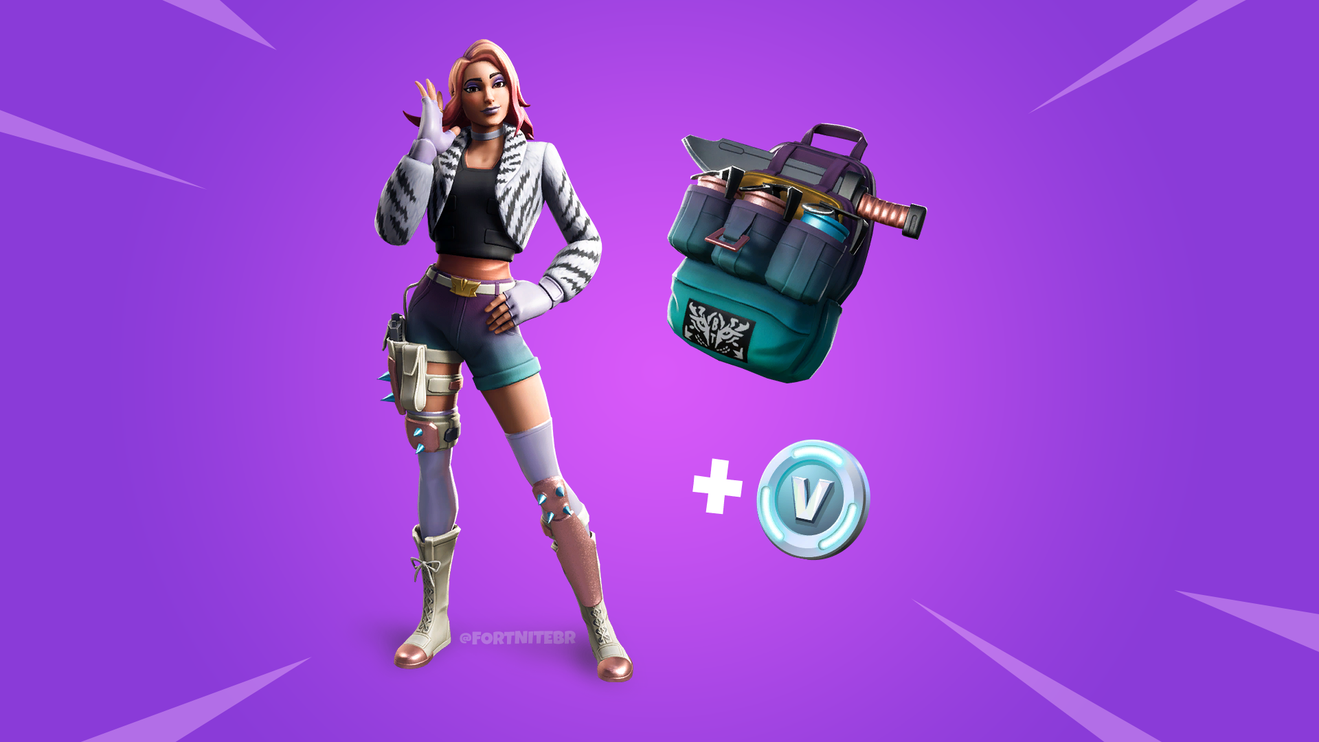 FORTNITE THE Wilde PACK